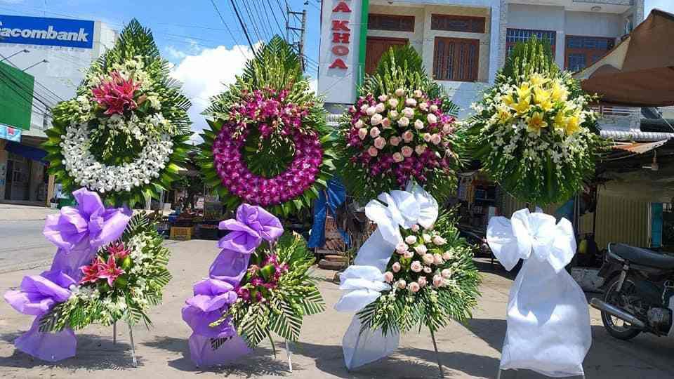 hoa tang lễ quận 2